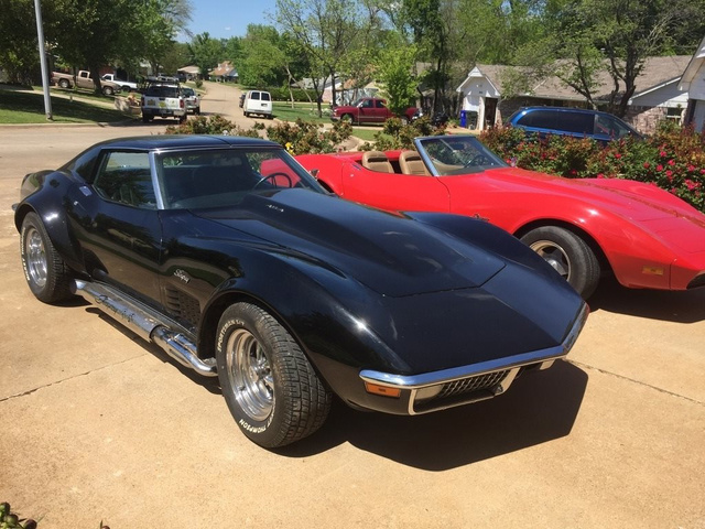 1970 Chevrolet Corvette stingray T-Tops 454 V8 Automatic Turbo  photo