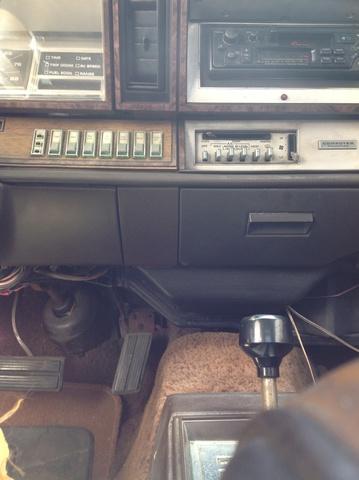 1983 Chrysler LeBaron photo