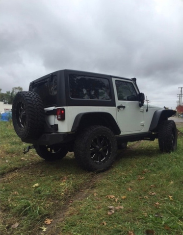2013 Jeep Wrangler Sport photo