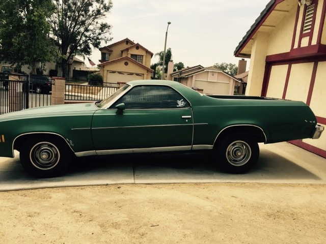 1977 Chevrolet El Camino  photo