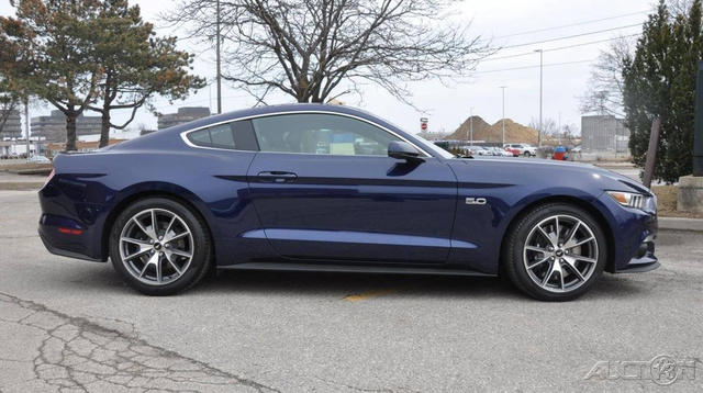 2015 Ford Mustang GT 50 Years Limited Edition photo