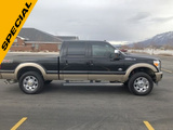 2012 Ford F-250 King Ranch Crew Cab