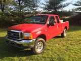 2001 Ford F-250 Lariat Super Cab