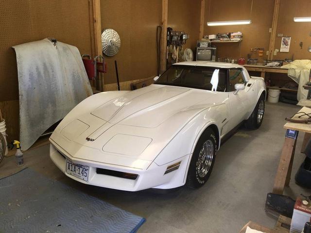1982 Chevrolet Corvette photo