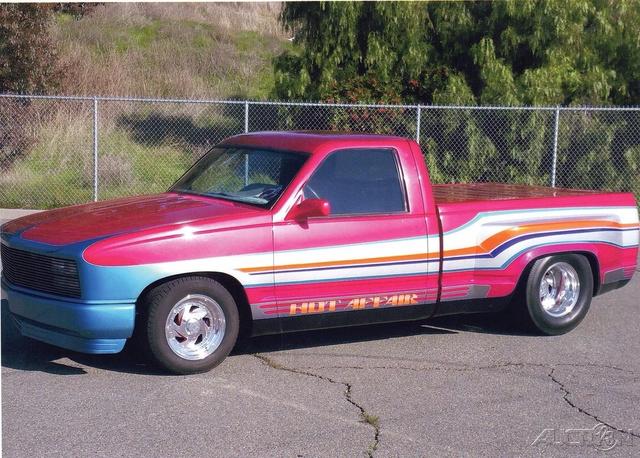 1988 Chevrolet RSX C1500 Cheyenne photo