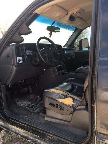 2003 Chevrolet RSX photo