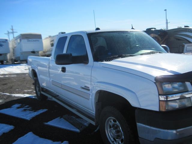 2004 Chevrolet RSX Work Truck photo
