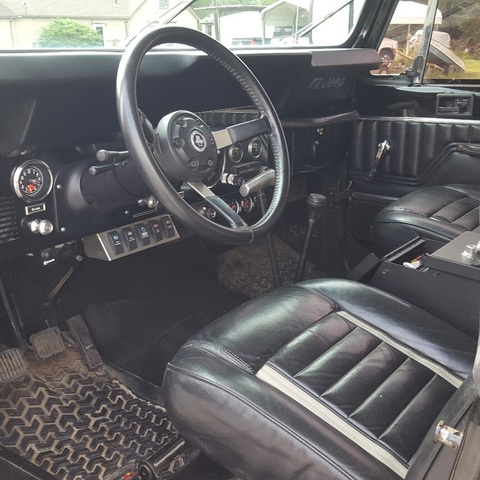 1983 Jeep CJ-7 photo