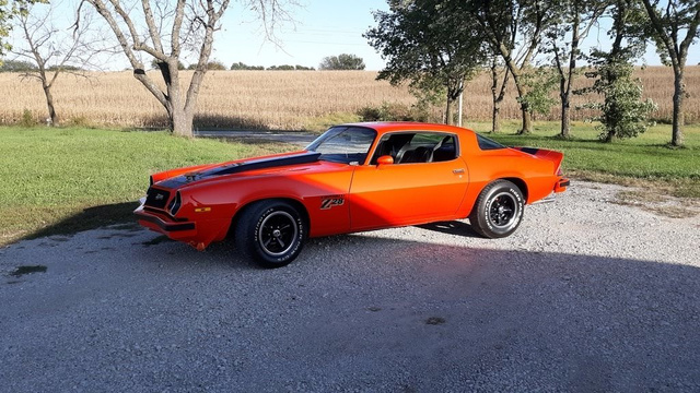 1977 Chevrolet Camaro Z28 photo
