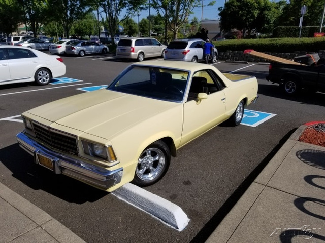1979 Chevrolet El Camino 305ci V8 photo