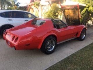 1976 Chevrolet Corvette  photo