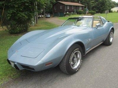 1977 Chevrolet Corvette  photo