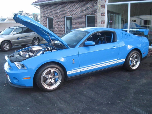 2010 Ford Mustang Shelby GT500 photo