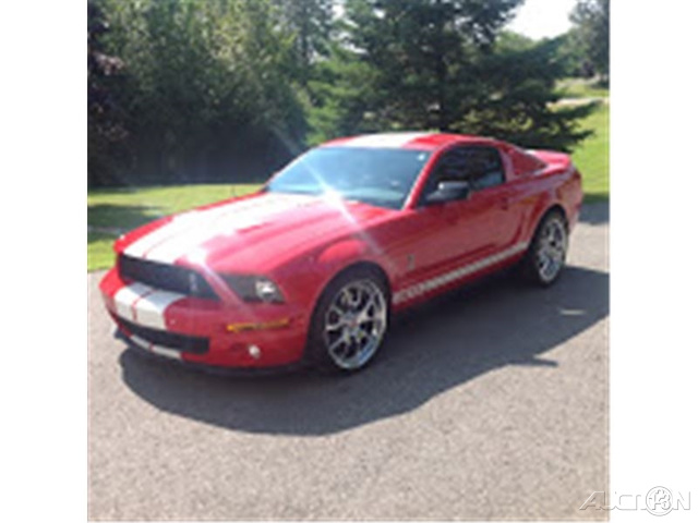 The 2007 Ford Mustang Shelby GT500 photos