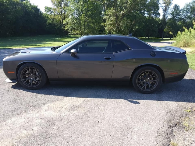 2018 Dodge Challenger SRT Hellcat photo