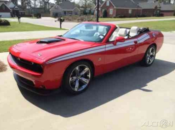The 2015 Dodge Challenger R/T Scat Pack photos