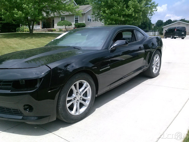 2014 Chevrolet Camaro LS photo