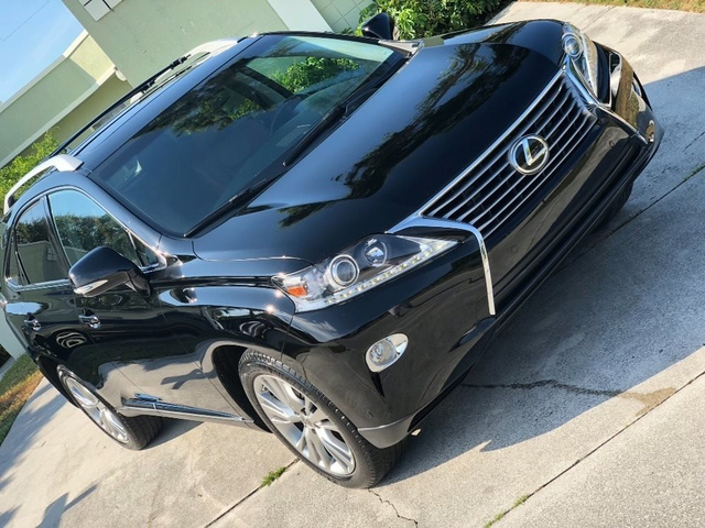 2014 Lexus RX 350 photo