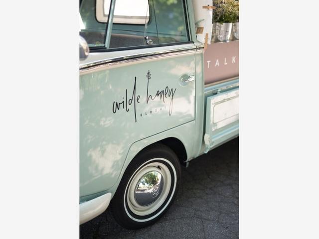 1958 Volkswagen Type 2 Single Cab Pickup Truck  photo