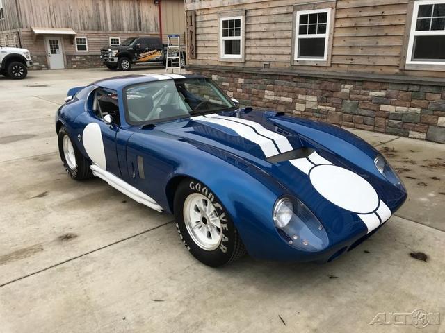 The 1965 Daytona Replica Coupe  photos