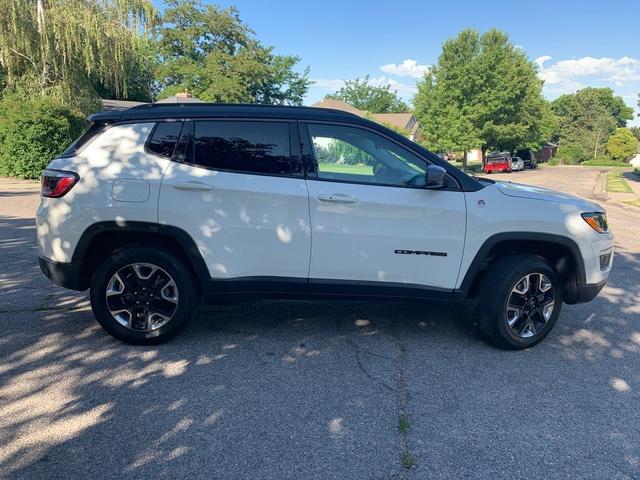 2018 Jeep Compass Trailhawk photo