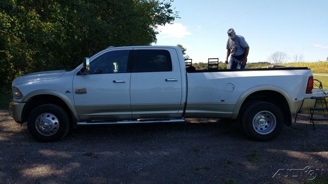 2012 RAM RSX Laramie Longhorn photo