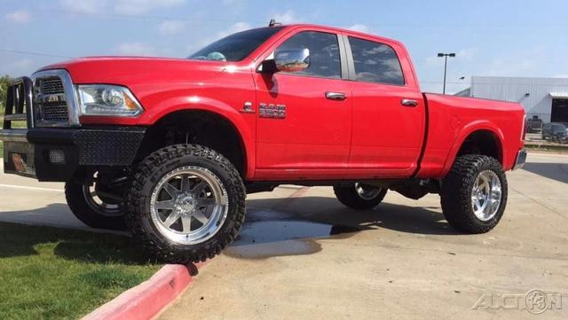 2015 Dodge Ram 2500 Laramie