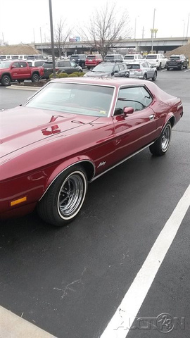 1973 Ford Mustang Grande photo