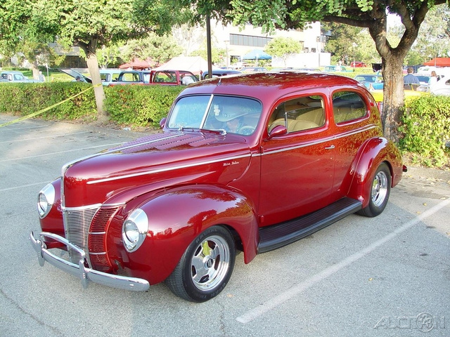 1940 Ford SEDAN  images