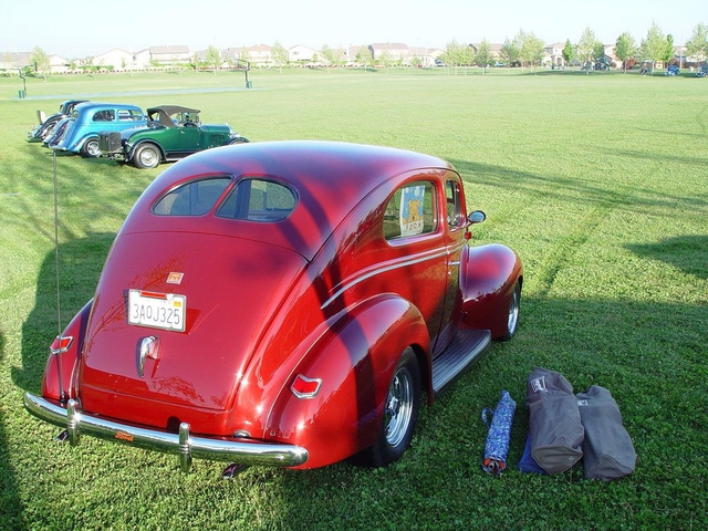 1940 Ford RSX King Ranch photo