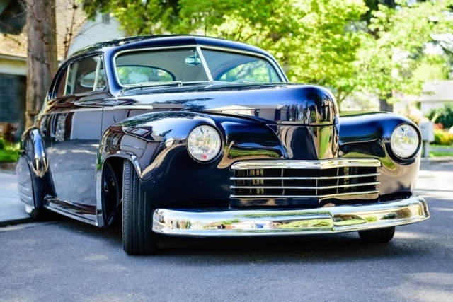 1941 Ford Coupe Radial Custom  photo