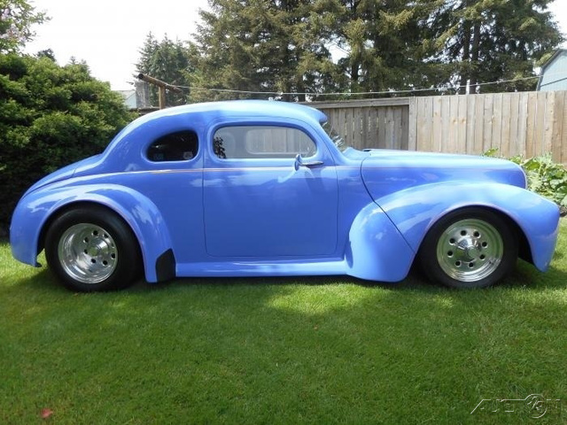 The 1946 Ford Coupe  photos