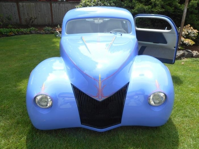 1946 Ford Coupe  photo