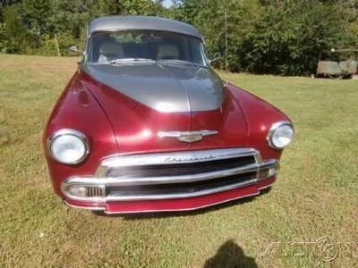 1950 Chevrolet Sedan Delivery  photo
