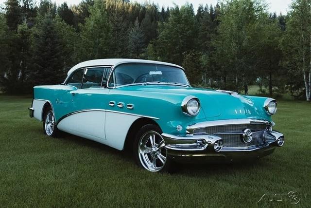1956 Buick Riviera