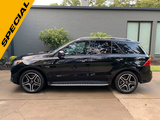 2017 Mercedes-Benz GLE-Class AMG® GLE 43 4MATIC® Sport Utility (A9) SUV