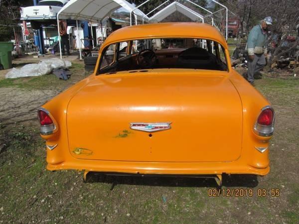 1955 Chevrolet Pro Stock Street Rod photo