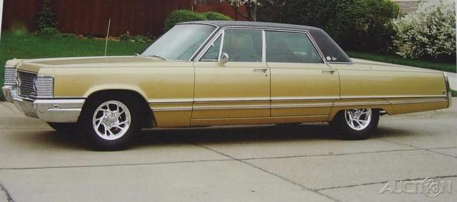 1968 Chrysler Imperial LeBaron