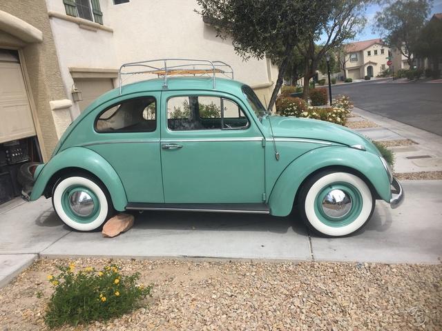 1963 Volkswagen Beetle  photo