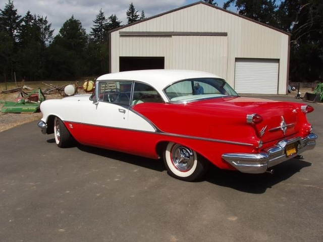 1956 Oldsmobile Holiday  photo
