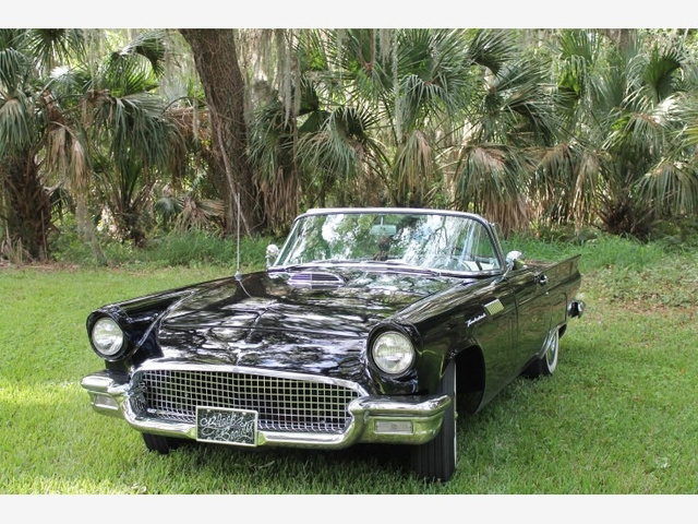1957 Ford Thunderbird  photo