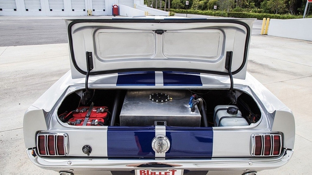 1965 Ford Mustang GT350 Hatchback photo