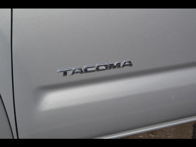 The 2009 Toyota Tacoma V6
