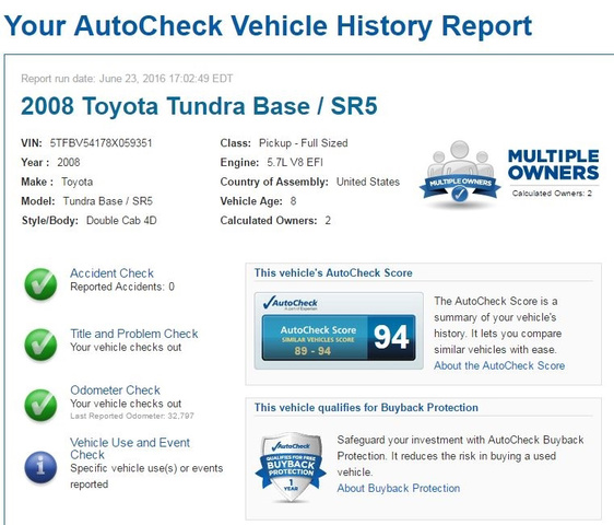 2008 Toyota Tundra SR5 photo