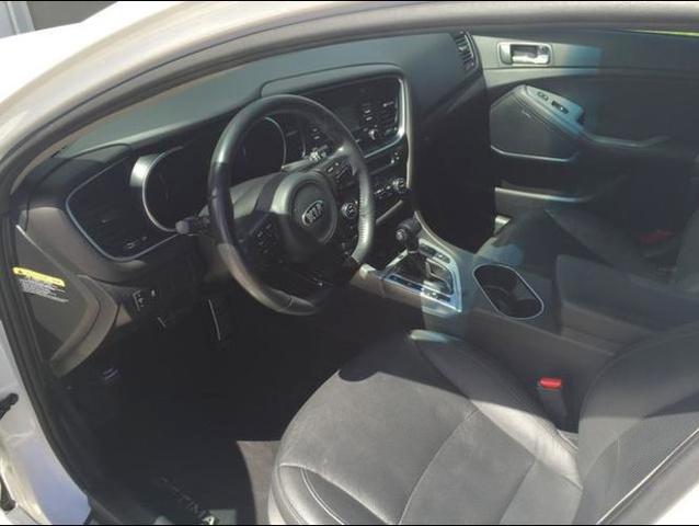 2014 Kia Optima SX Turbo photo