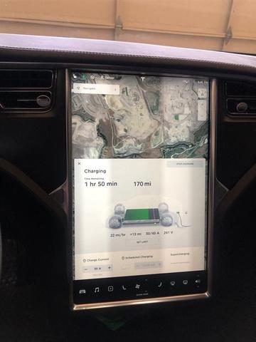 2012 Tesla Model S Performance photo