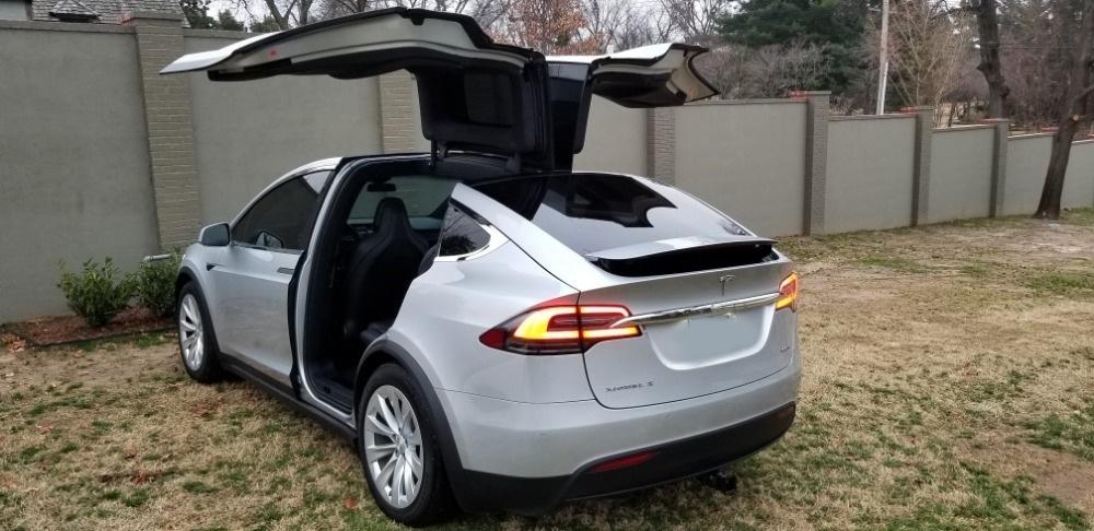 2018 Tesla Model X 100D   eBay