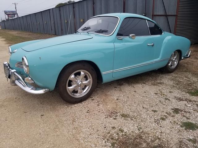 1962 Fisker Ghia