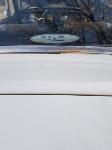 1963 Studebaker GT Hawk  photo