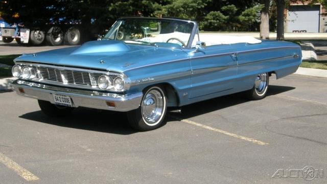 The 1964 Ford Galaxie  photos